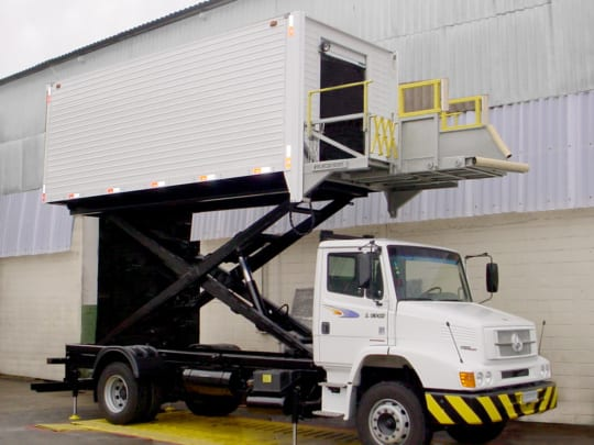 Catering Highloader Trucks